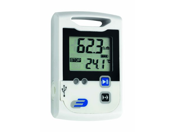 FA 31.1040 LOG 110 Datenlogger für Temperatur und Feucht