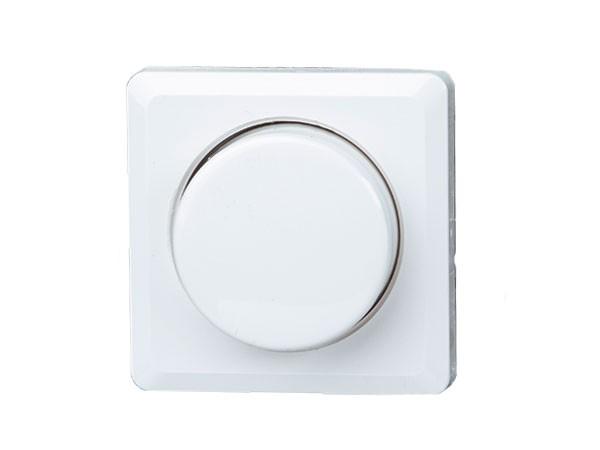 Dimmerabdeckung weiß / Serie Milano - Kopp (331613188)