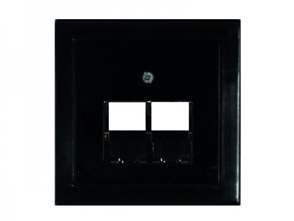 REV-Ritter Edelstahl ISDN-Abdeckung (0244672102)