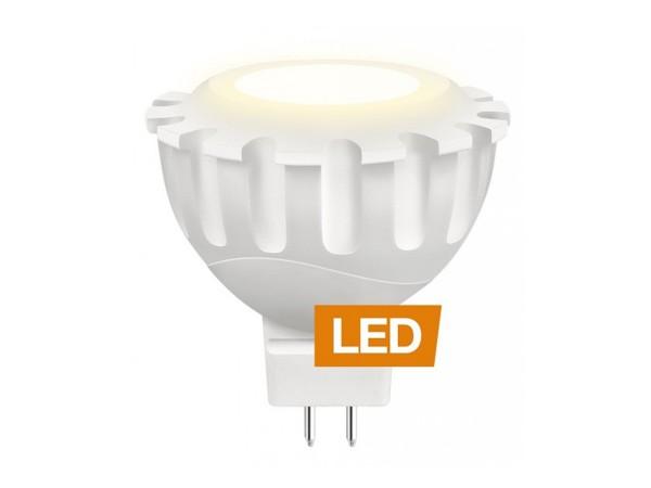 LEDON 8W LED GU5.3 MR16 60 Grad Abstrahlwinkel warm weiß dimmbar (29001054)