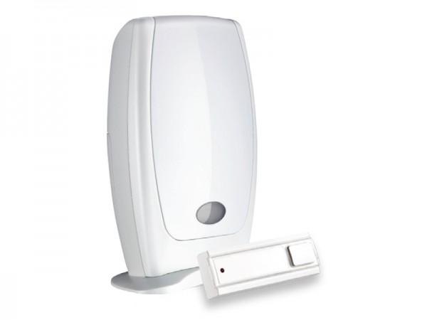 Trust Smart Home ACDB-6600AC Türklingel mit Drückknopfsender