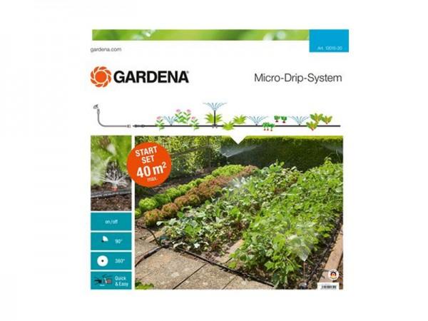 Gardena Micro-Drip-System Start-Set Pflanzflächen (13015)