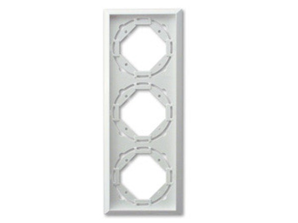 REV Ritter Düwi TerraLuxe 3-fach Rahmen, weiß (01283)