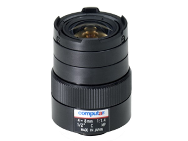 Computar H3Z4518CS-MPIR MEGAPIXEL IR Vario-Objektiv (Tag/Nacht)