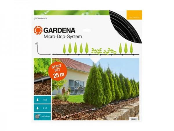 Gardena Micro-Drip-System Start-Set Pflanzenreihe M (13011)
