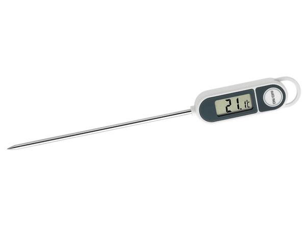 TFA 30.1048 Digitales Einstichthermometer mit langem Fühler