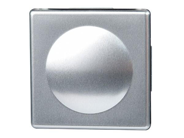 Tast-Dimmer DIMMAT (Phasenanschnitt) Serie Vision stahl - Kopp (805520084)