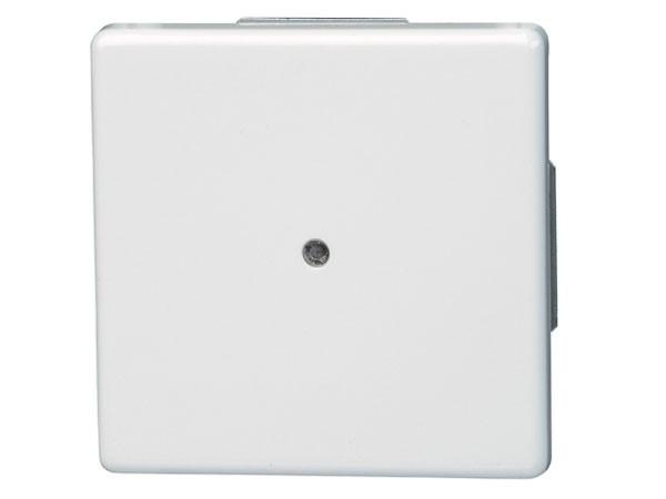 Kontrollschalter (Aus- und Wechselschalter) Serie Vision arktis-weiß Kopp (644602079)