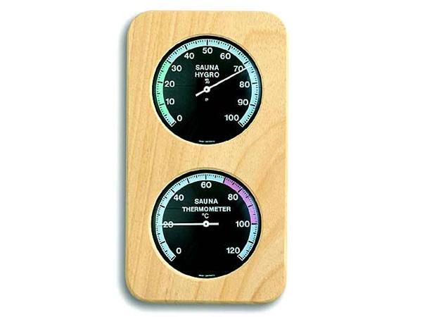 TFA 40.1004 Sauna-Thermo-Hygrometer