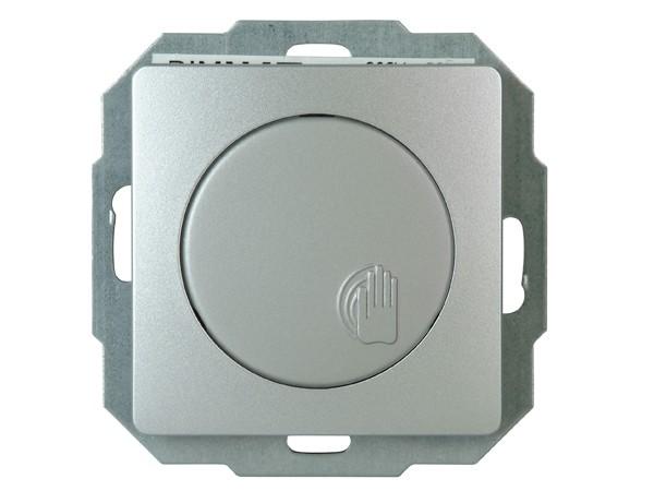 Sensor-Dimmer DIMMAT Serie Paris silber - Kopp (803620085)