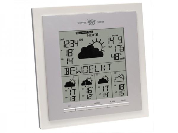 TFA 35.5017.IT EOS INFO WetterDirekt Funk-Wetterstation