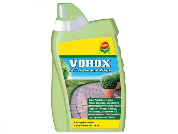 Compo VOROX Terrassen und Wege 500 ml (25383)