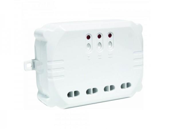 Trust Smart Home ACM-3500-3 3 in 1 Funk-Einbauschalter