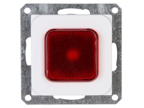 Lichtsignal-Einsatz mit Lampe Objekt HK 07 Kopp (492129003)