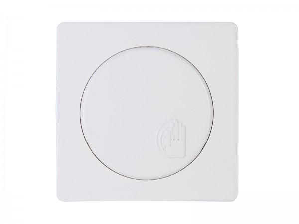 Abdeckung für Sensor-Dimmer DIMMAT Serie Paris / Objekt HK 05 arktis-weiß - Kopp (3348.0200.0)