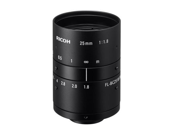 PENTAX CCTV Objektiv Festbrennweite FL-BC2518-9M (1.8/25mm)
