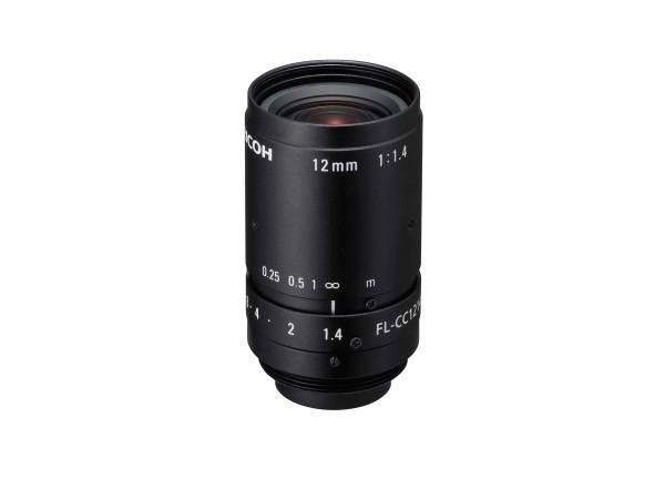 PENTAX CCTV Objektiv Festbrennweite FL-CC1214A-2M (1.4/12mm)