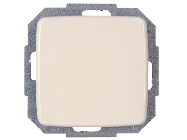 Universalschalter (Aus- und Wechselschalter) Serie Rivo rein-weiß Kopp (585617084)