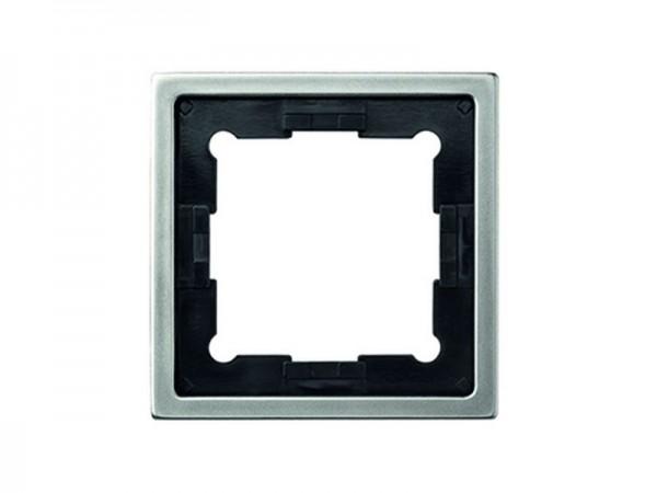 REV-Ritter Edelstahl Rahmen 1-fach (0244812102)