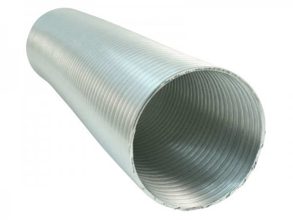 Marley Flexibles Lüftungsrohr aus Aluminium Ø 125 mm (065120)