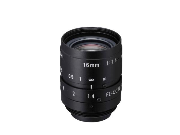 PENTAX CCTV Objektiv Festbrennweite FL-CC1614A-2M (1.4/16mm)