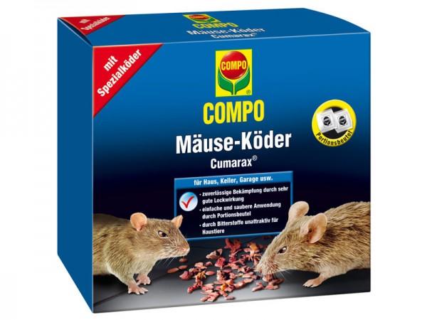 Compo Mäuse-Köder Cumarax 200g (215340)