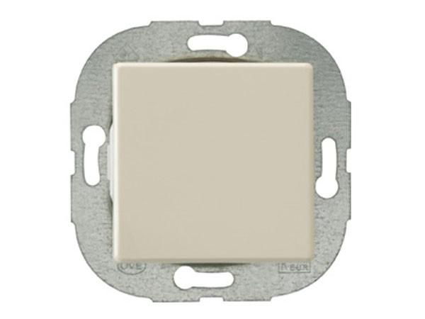 REV Ritter Düwi Standard Quadro Taster, neutral, cremeweiß (00697)