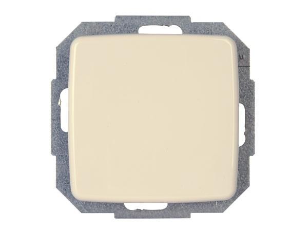 Universalschalter (Aus- und Wechselschalter) Serie Rivo creme-weiß Kopp (585601081)