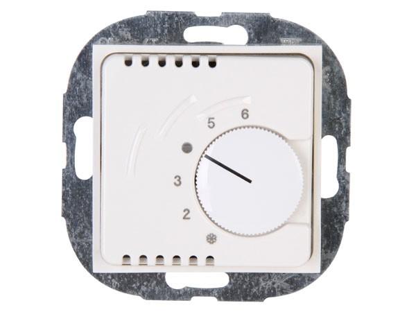 Thermostat - Raumtemperaturregler Wechsler Objekt HK 07 rein-weiß Kopp (290429004)