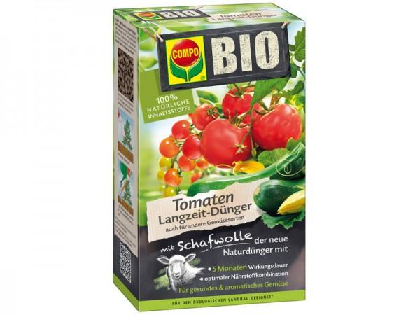 Compo Bio Tomaten Langzeit-Dünger mit Schafwolle 750 g (20297)