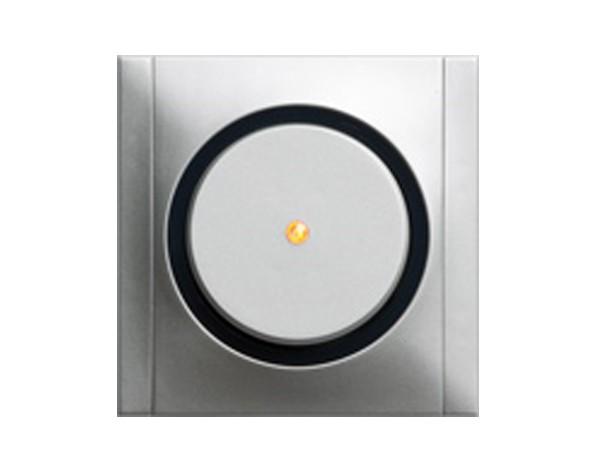 Kontroll-Wechselschalter titan/grau Serie Ascoli - REV-Ritter (00924108)