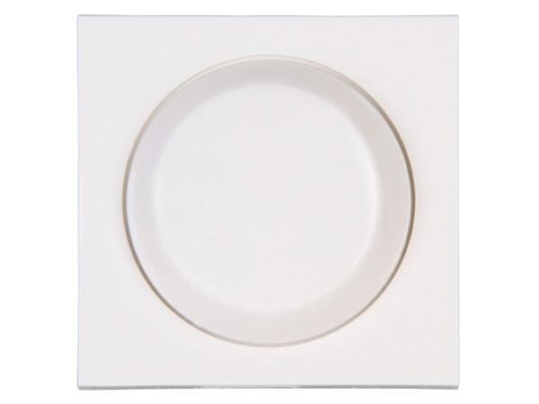 Abdeckung für Dimmer Objekt HK 07 rein-weiß Kopp (490729009)