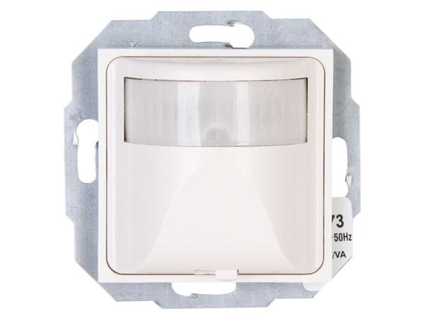 INFRAcontrol T IR-Bewegungsschalter 180° 2-Draht-Technik Objekt HK 07 rein-weiß Kopp (805829006)