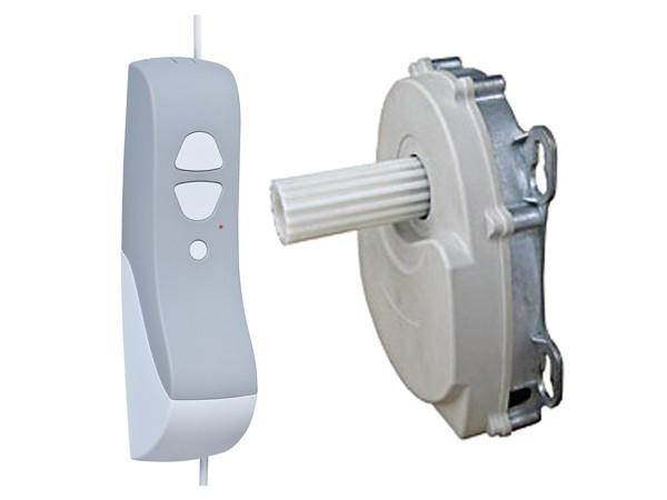 Uniroll Wellenmotor Typ 4 Comfort für Sturz Rollladen (D23100)