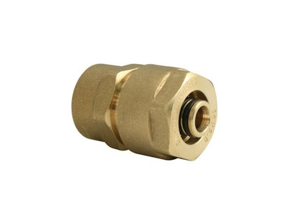 Marley DreMa Compact Kupplung 1/2 Zoll IG x 16 mm Anschluss (Nr.103)