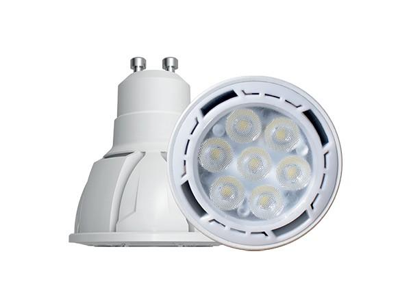 LED Strahler MR16 GU10 4W 220V 3000K Abstrahlwinkel 45 Grad (LL-HPGU224C)