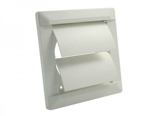 Marley Flachkanalsystem 125 Selbsttätige Verschlusskappe weiß (059341)