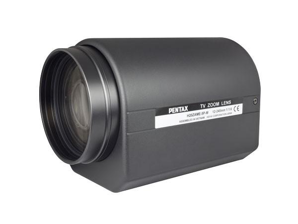PENTAX CCTV Zoom-Objektiv 2-motorisch C61240MWQ - H20ZAME-5F-M (WQ)