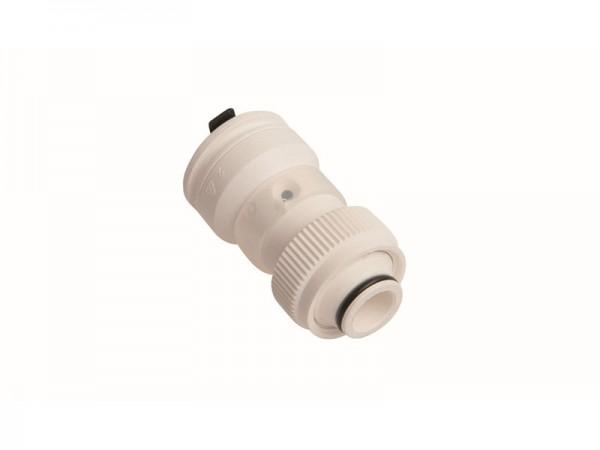 Marley AquaStec Steckkupplung 16 mm x 3/4 (470795)