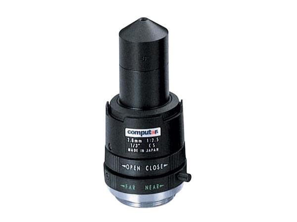 Computar T2625CS-P Nadelöhrobjektiv
