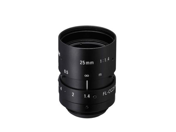 PENTAX CCTV Objektiv Festbrennweite FL-CC2514A-2M (1.4/25mm)