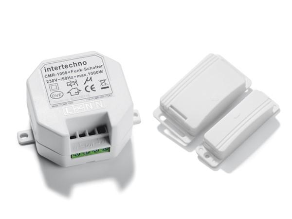 Funk Abluftsteuerung Set (1000 Watt Schaltleistung)