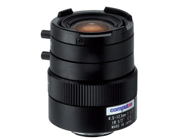 Computar H3Z4512CS-IR Infrarot-Vario-Objektiv mit manueller Blende