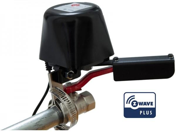 Z-Wave POPP Flow Stop Gas-/Wasser-Absperrhahn (POPE009501)