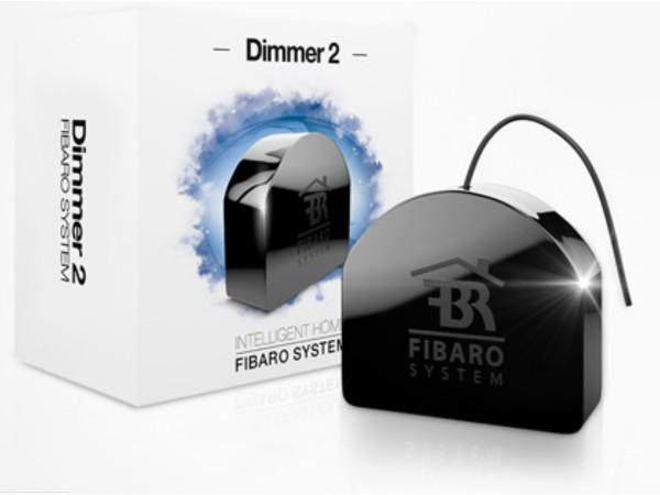 Fibaro Z-Wave Universal-Dimmer Einsatz 2 (FIBEFGD-212) | home4u-shop.de