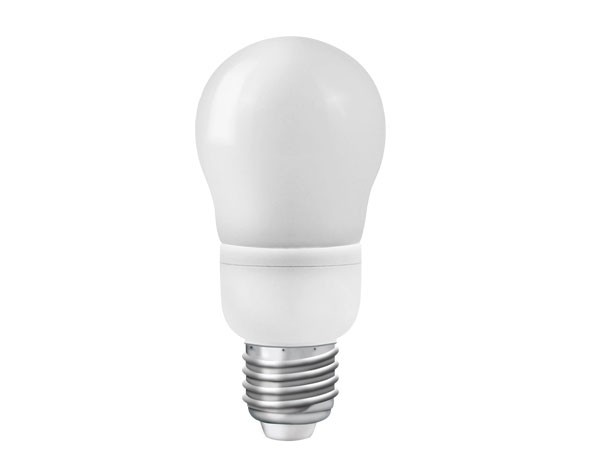 Energiesparlampe Mini Glühbirne E27 11W 2700K A 10K (LR-P2711C)