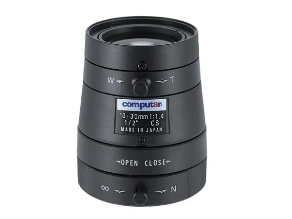 Computar H3Z1014CS Vario-Objektiv mit manueller Blende