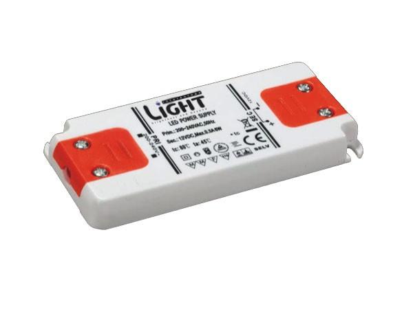 Elektronischer Transformator/ Trafo für LED Lampen bis 6W (LL-TR1206CV)