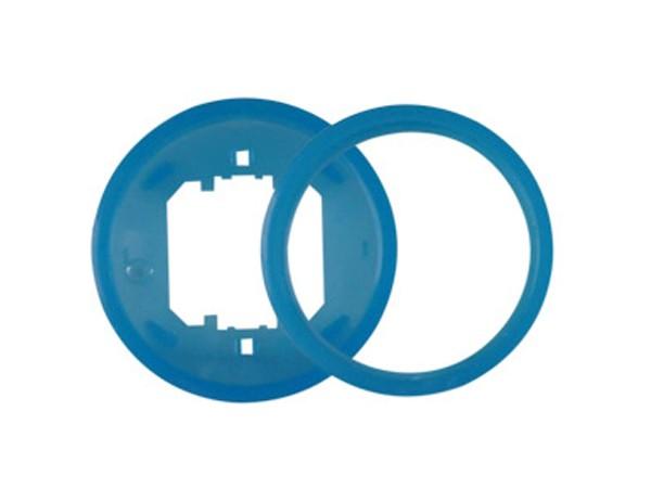 Farbringe 2+2 blau Serie Ascoli - REV-Ritter (00924912)