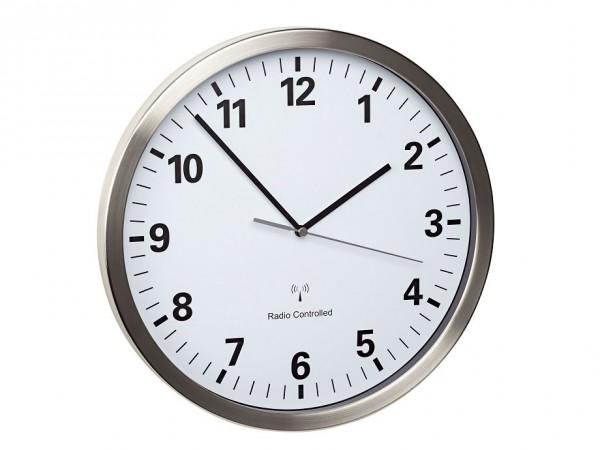 TFA 60.3523.02  Funk-Wanduhr mit Sweep-Uhrwerk